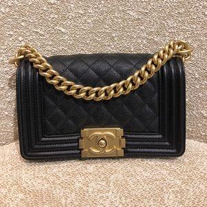 Chanel Boy Bag Small